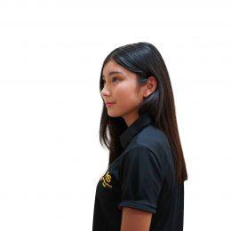 Female Red Shirt Image 2