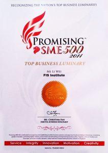 Promising SME 500 2014