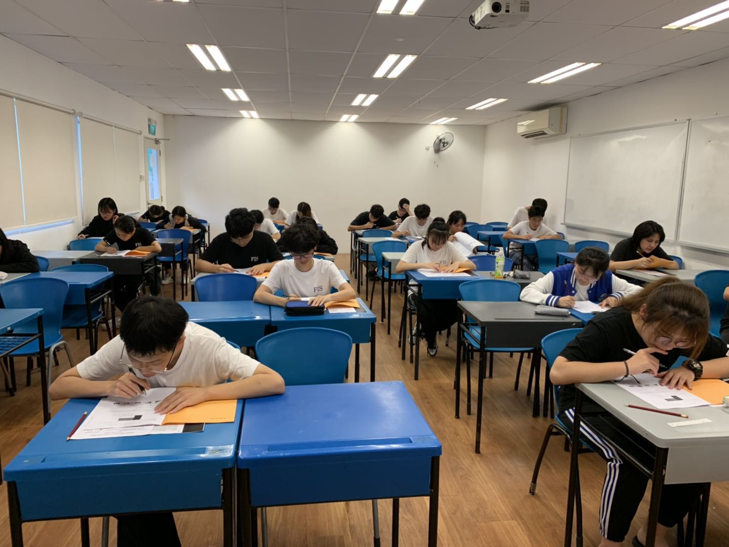 Singapore Math Kangaroo Contest 2019 – FIS